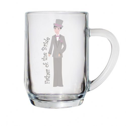 Fabulous Tankard Father of Bride
